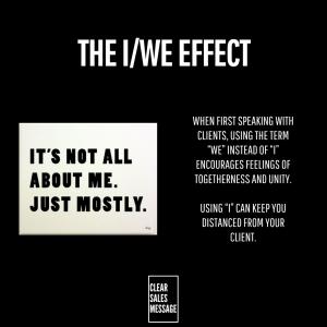 The IWE Effect